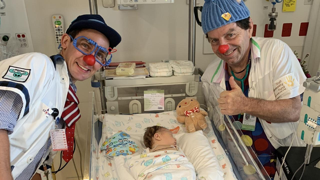 Little Archie had open heart surgery at just seven days after being diagnosed with Transposition of the Great Arteries (TGA).