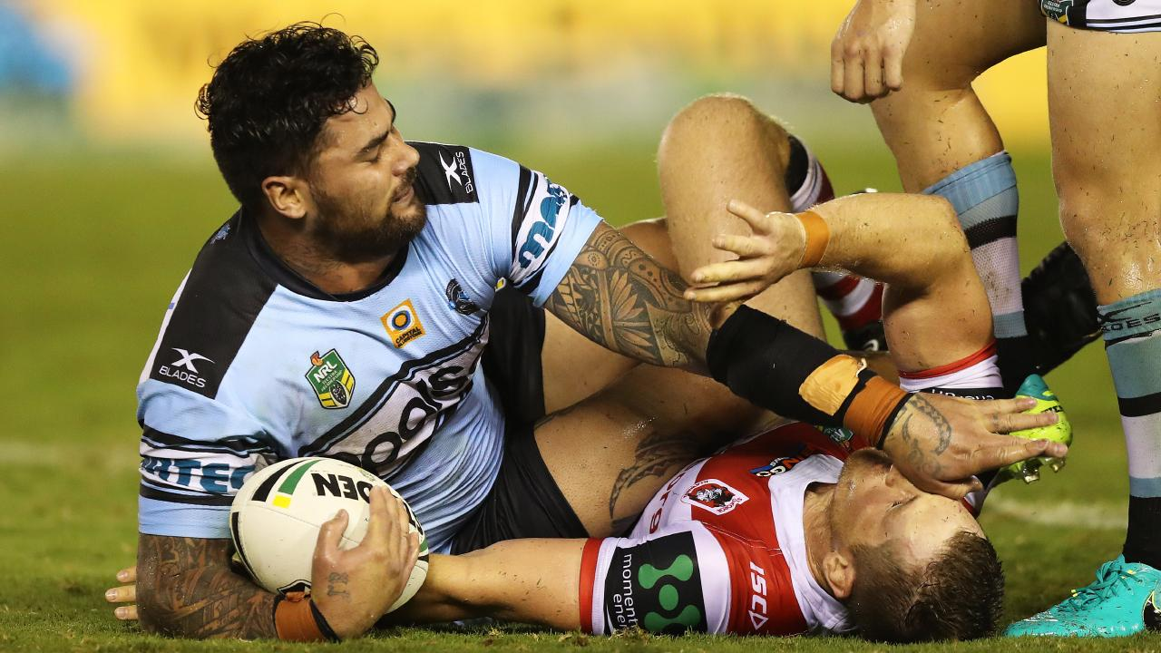 Andrew Fifita is the penalty king.