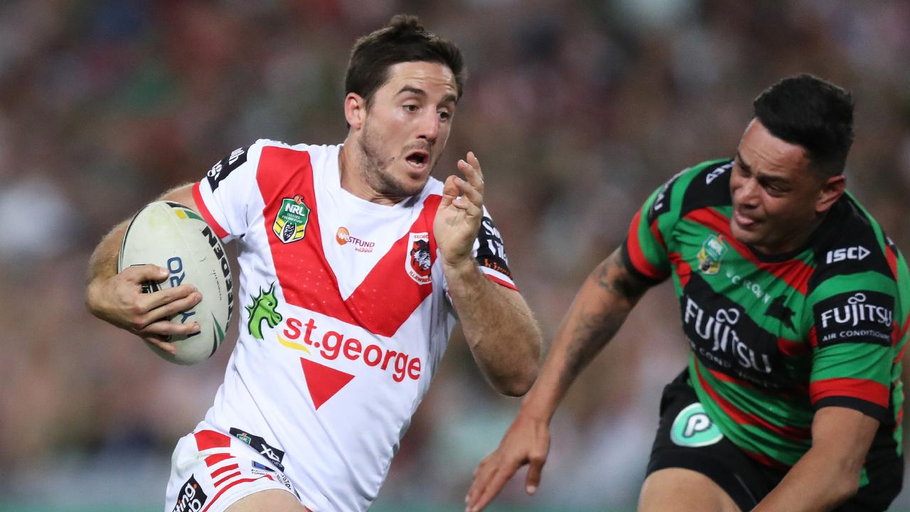 Ben Hunt was second only to James Maloney for missed tackles.