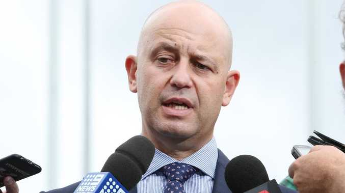 "NRL CEO Todd Greenberg has described the off-season as a ""train wreck"" due to misbehaving players."