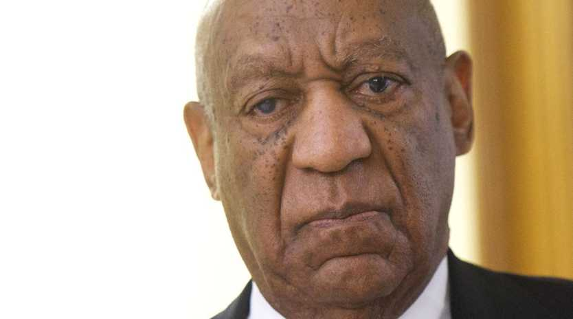 Bill Cosby has compared himself to famous political prisoners. Picture: Getty