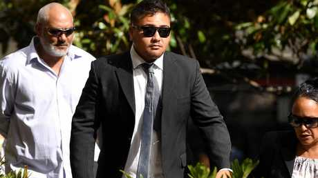 Anthony Kopura pleaded guilty. Picture: AAP