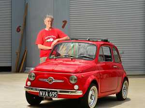 Compact and cute 1966 Fiat Bambino