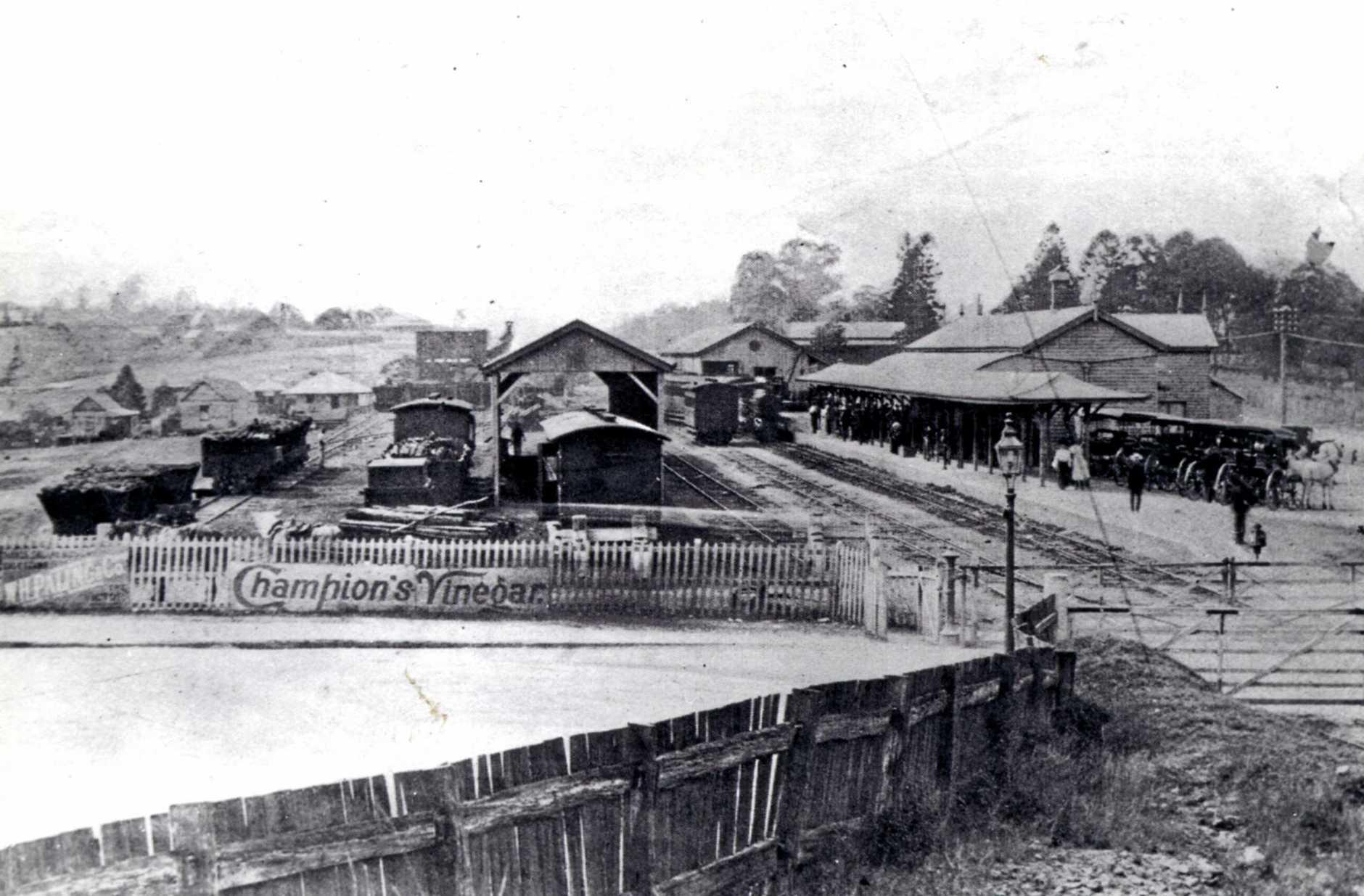 Gympie Railway Station