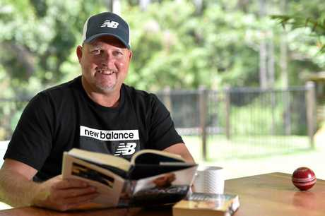 David Saker was the former Australian cricket fast bowling coach and is now enjoying life back home on the Coast until he eyes off his next gig.