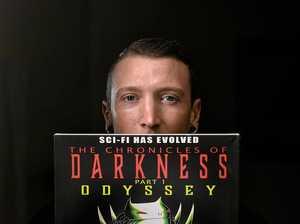 Sci-fi fan to write 15 books in new series