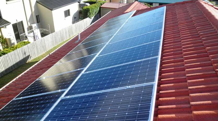 RENEWABLE ENERGY: Installing solar power is a worthwhile investment. Photo Contributed