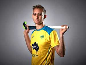 High praise for Mackay's Kookaburras starlet