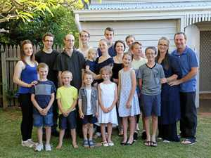 How to cook for Australia's largest family