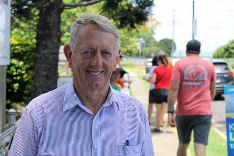 Former Labor Member for Mirani Jim Pearce is a vocal advocate for miners.