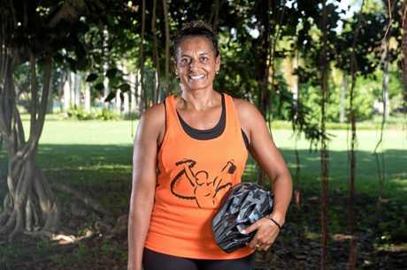 Samantha Forrest is preparing for the Sonya Brazil Memorial women's only triathlon this weekend.