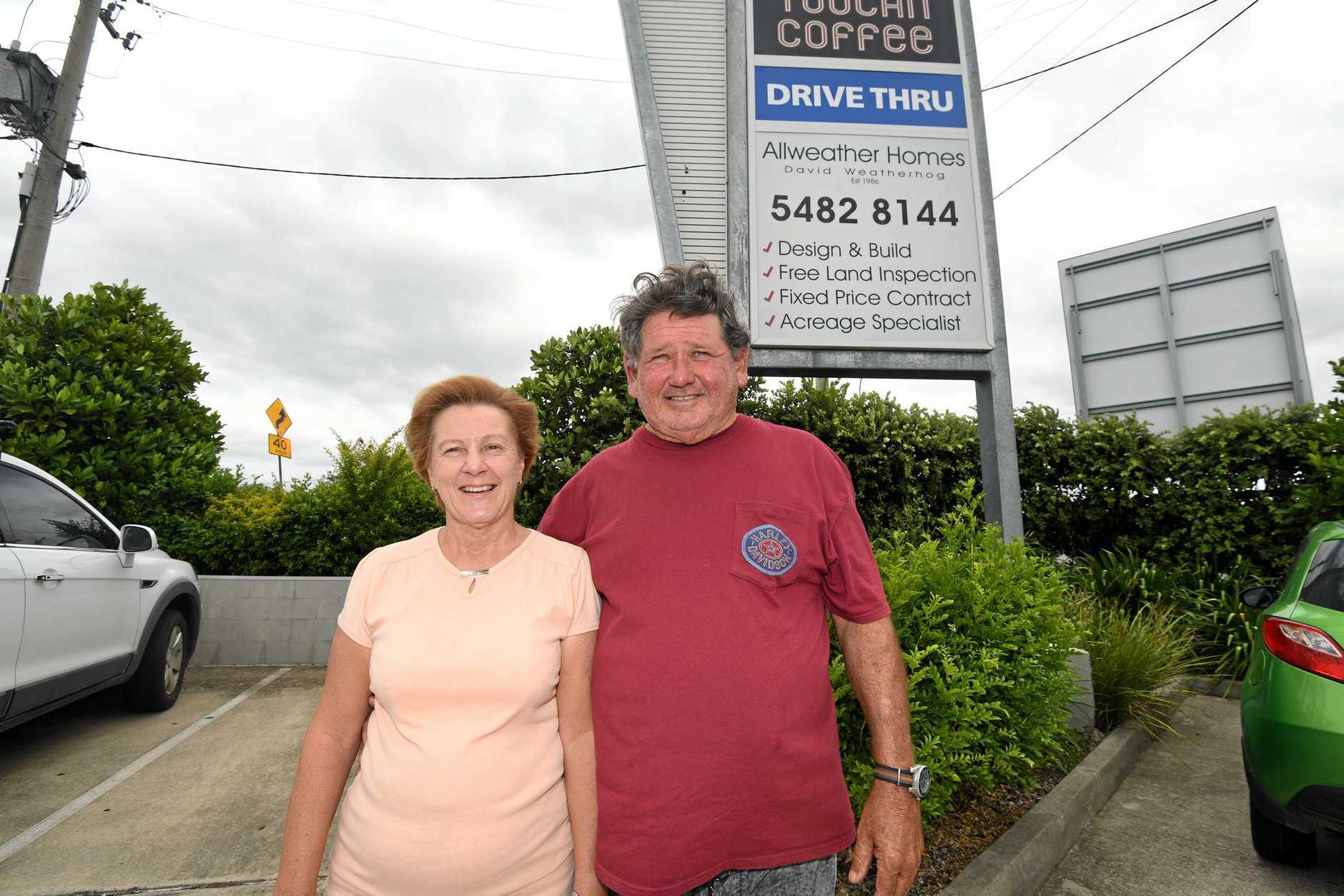 David and Debbie Weatherhog