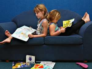 Misbehaving little ones could lead to library redesign