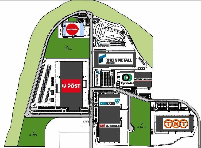 A Majans factory will be built at Redbank Motorway Estate.
