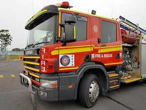 Firefighters extinguish house blaze