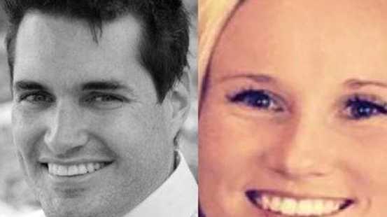 Paul Lambert and Angela Jay.