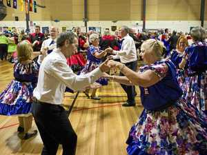 Square dancing offers a new circle of friends