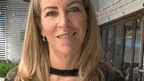 Amanda Holmes, 48, has been reported missing.