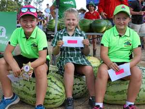 PHOTO GALLERY: Melon Fest Weigh In