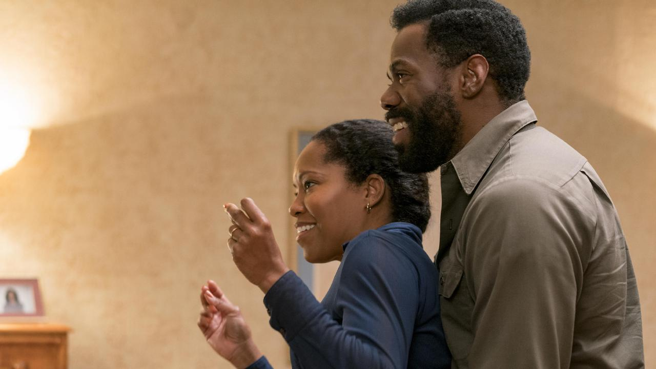 Regina King is nominated for an Oscar for her performance in If Beale Street Could Talk