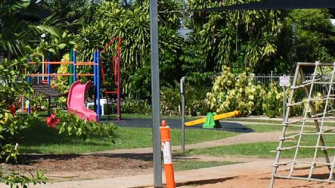 Police are investigating the accidental death of a boy in a playground area near Wanguri Primary School.