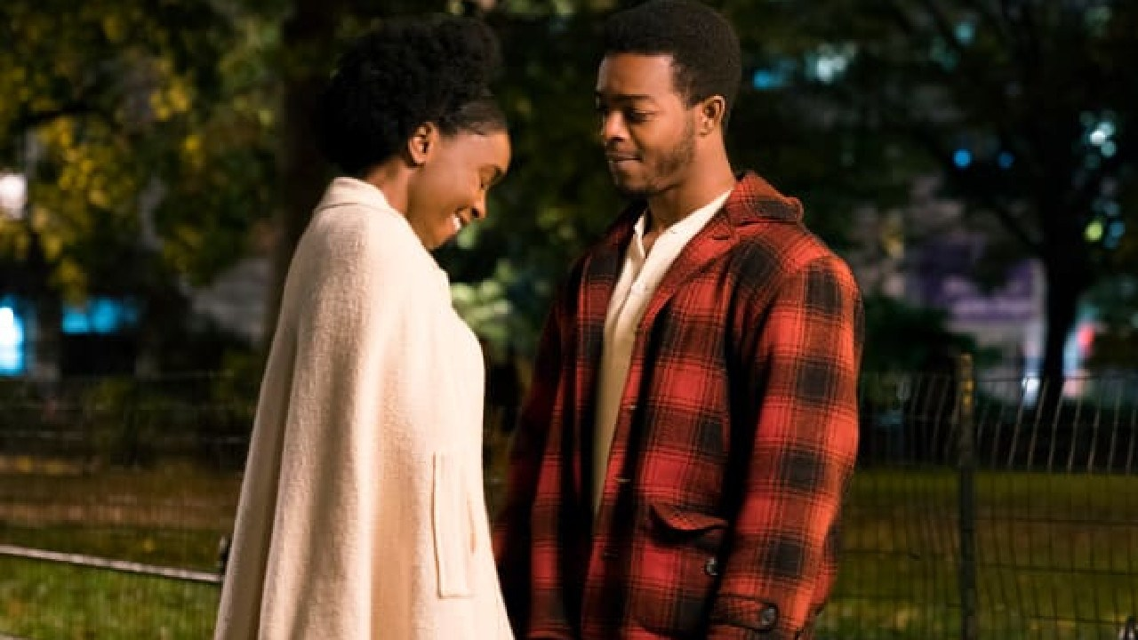 The colours in If Beale Street Could Talk are so vivid