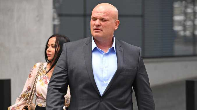 Accused drug kingpin Ivan Tesic has been convicted of possession, but not trafficking. Picture: John Gass/AAP