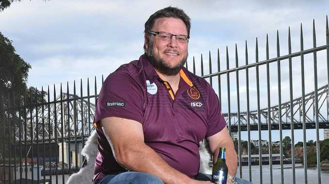 Former NRL star Glenn Lazarus says something has got to be done to stop the merry-go-round of player movements to other clubs. Picture: John Gass/AAP