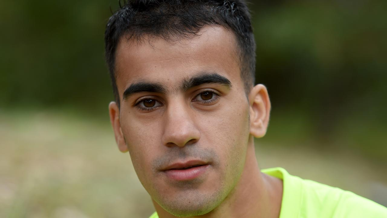 Hakeem al-Araibi was stuck in a Thai prison.