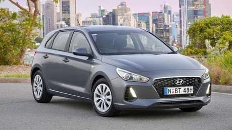 You can get a base Hyundai i30 for a smidgen over $20k drive-away.