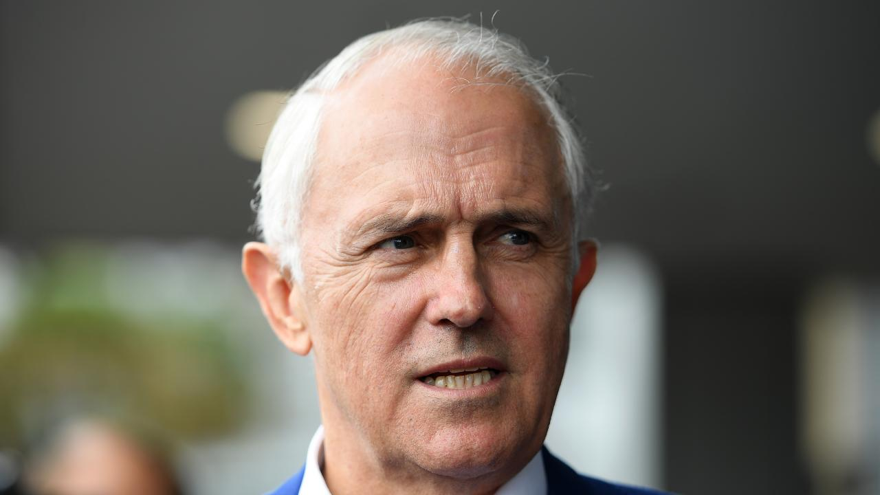 Former prime minister Malcolm Turnbull's memoir is coming in late 2019. Picture: AAP Image/Dan Himbrechts