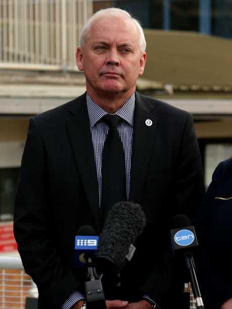 Queensland's Racing Integrity Commissioner Ross Barnett.
