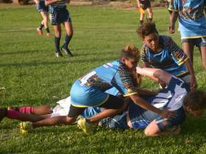 Brothers Blue vs Woorbinda: Clinton Williams, Brandan