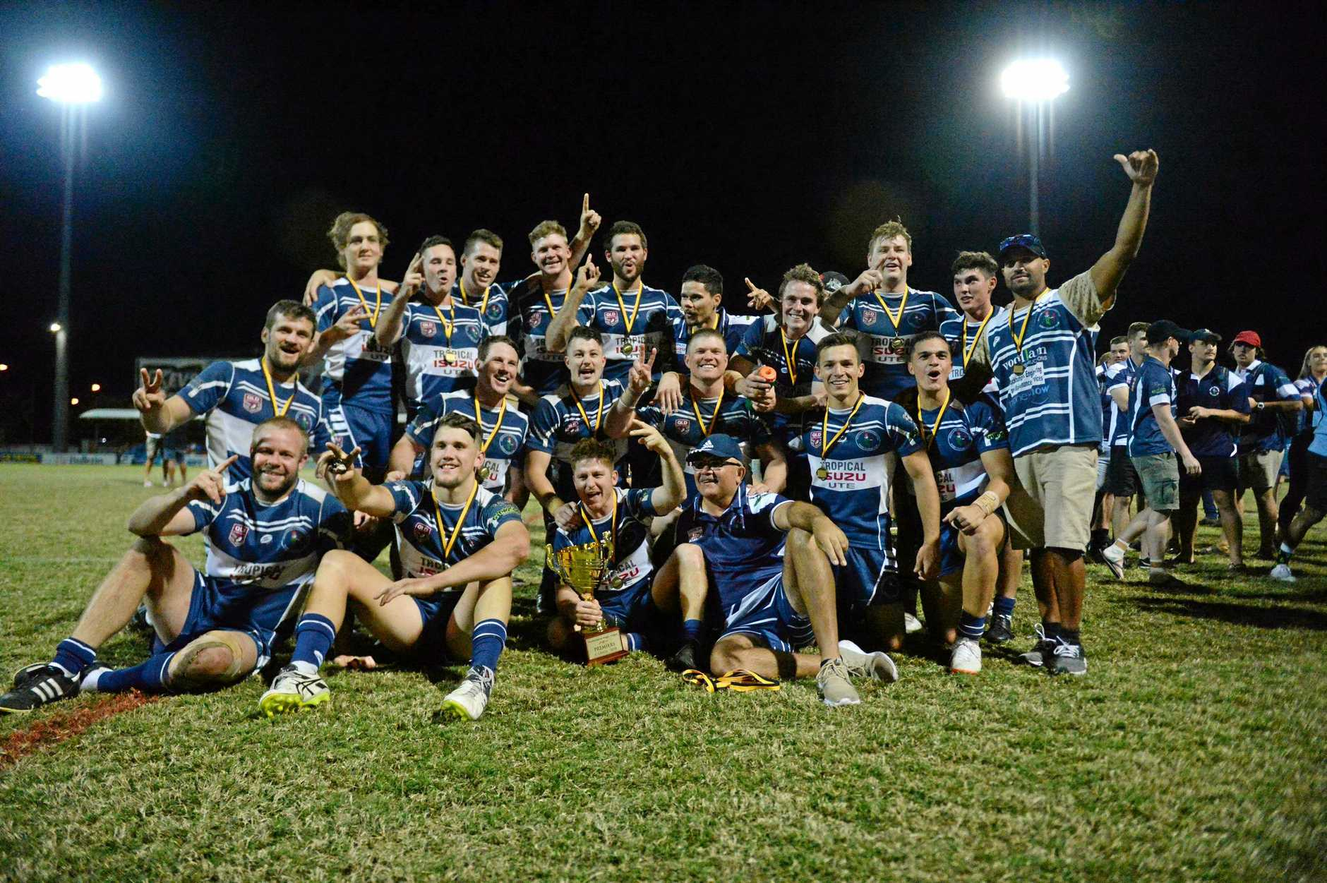 Brothers Leagues Club took out the A Grade men's grand final on Saturday night.