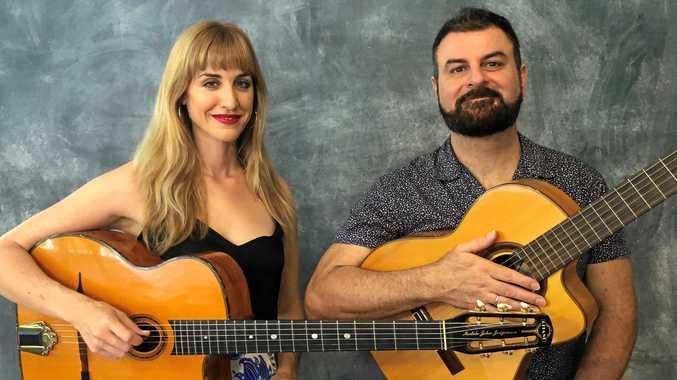 Miranda Deutsch and Cameron de la Vega will play the Munch festival.