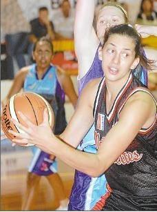 Marianna Tolo in 2009.