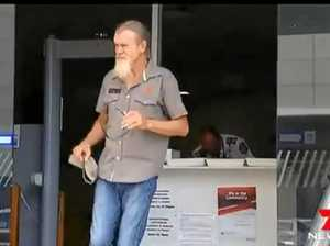 'Legalise it': Backyard crop accused unleashes outside court