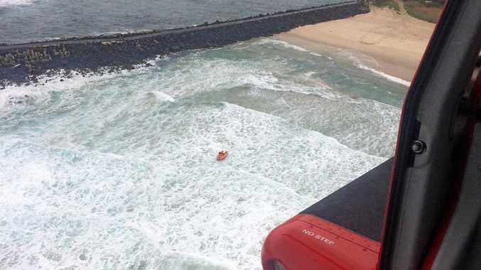 Man missing after a swim at Ballina