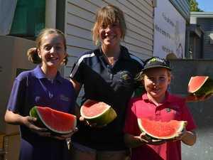 Free Melon Feast