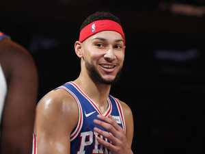 Simmons stuns World in Rising Stars Challenge game