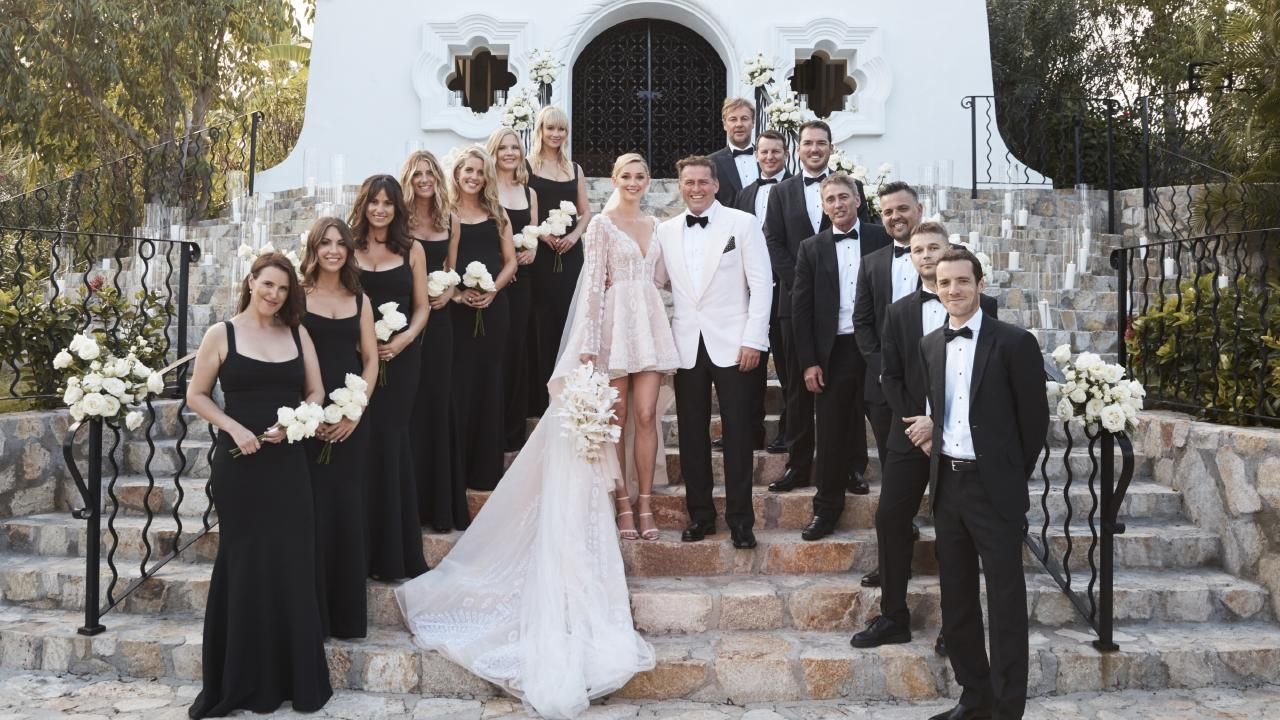 Karl's new wife Jasmine Yarbrough has revealed she's taking his name, opting to be known as Jasmine Stefanovic following their wedding in Mexico last year.