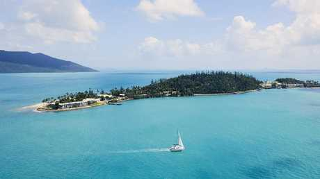 Subcontractors on Daydream Island are not being paid.