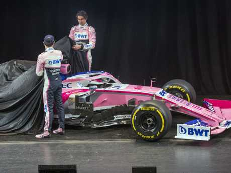 Lance Stroll and Sergio Perez will be ones to watch.