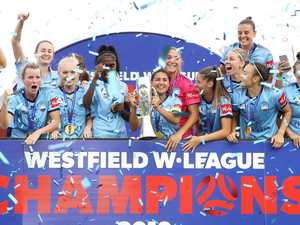 Sydney crowned champs as Kerr tastes defeat