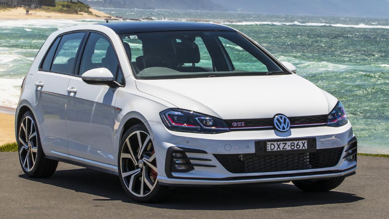 2019 Volkswagen Golf GTI.