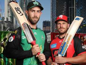 Best mates vie for BBL bragging rights