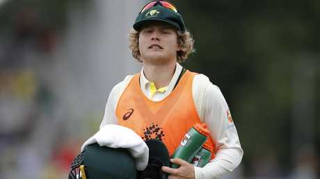 Will Pucovski was in the Australian squad for the Sri Lanka series win. Picture: Getty Images