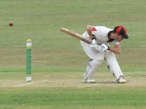 Centrals V Redbacks a-grade cricket played at Mark