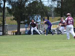 Gympie Regional Cricket at the the One Mile Ovals. In