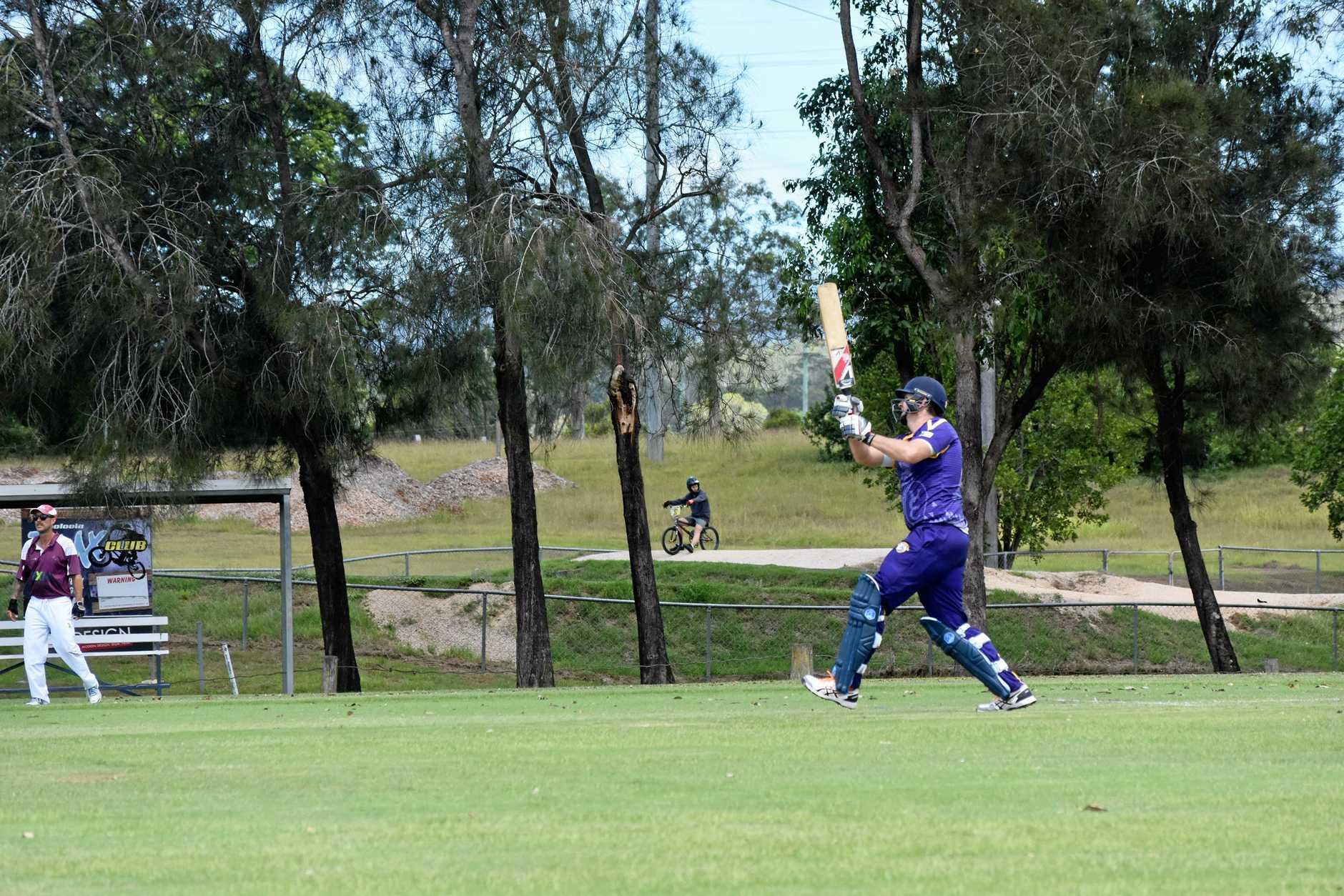 gympie regional cricket